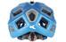 KED Crom Helmet blue matt